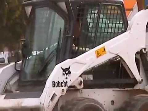 bobcat freestyle Video