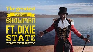 A Million Dreams The Greatest 39 African 39 Showman Alex Boyé Ft Dixie State University