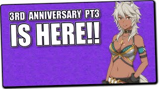 ASTREA RECORD FINAL!! We have all of the info on Danmemo 3rd Anniversary part 3!