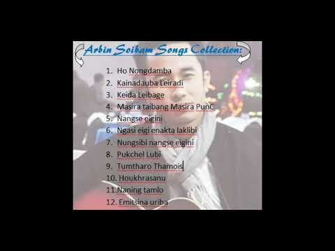 Arbin Soibam songs  Collection