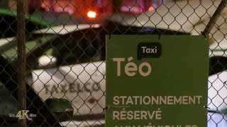 Montréal: Un taxi Téo électrique brûle 2 fois / Electric taxi cab catches fires twice 1-18-2019