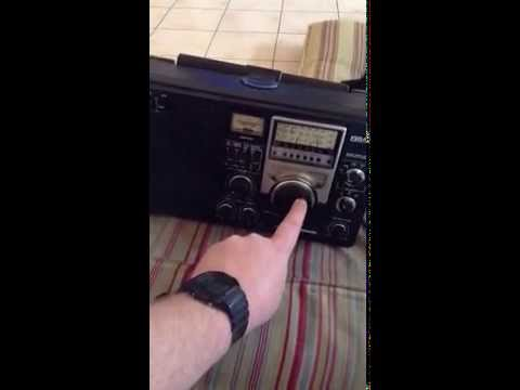 Panasonic RF2200 Am Fm Shortwave Radio