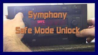Audi A6 / Allroad C5 Symphony Safe Mode Unlock 2002-2005