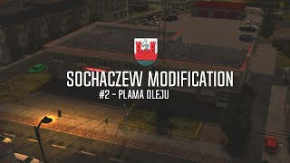 Sochaczew Modification #2 - Plama oleju