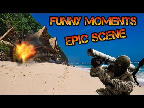 [battlefield - Engineer Hardcore] - Epic Scene And Fucking Moments!! video