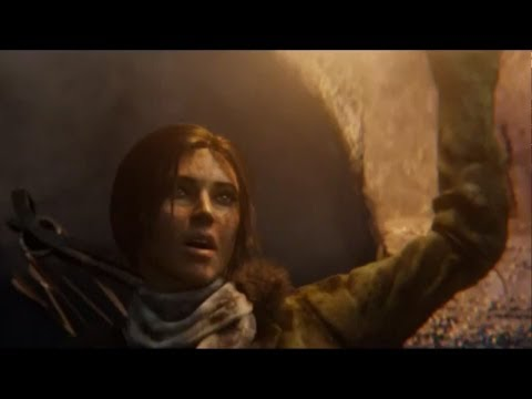 Rise of the Tomb Raider Trailer - Tomb Raider 2 on Xbox One