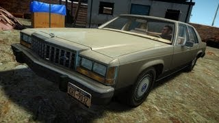 1987 Ford LTD Crown Victoria [GTA IV - Vehicle Mod]