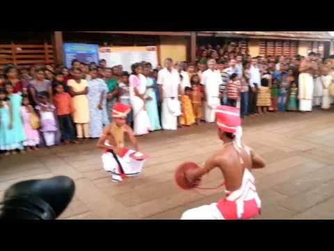 Ambalapuzha Velakali video
