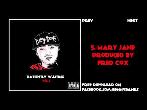 Benny Banks - 05. Mary Jane - Produced by Fred Cox