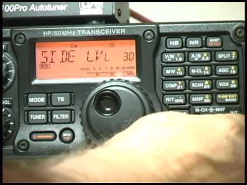 Icom IC-7200 Additonal Functions