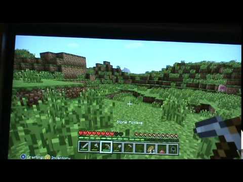 xbox 360 minecraft: Villages galore