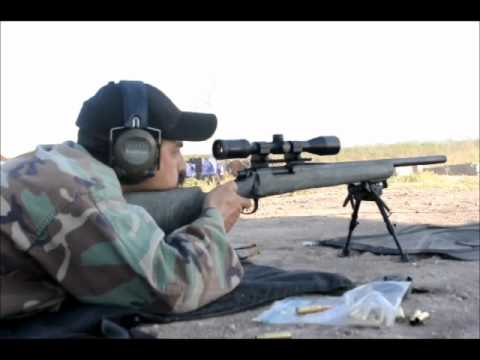 Remington 700 AAC-SD .308 Sniper Rifle Review Part 1 of 4