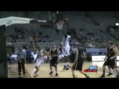 IPFW beat Alma in exhibition basketball game 71-43