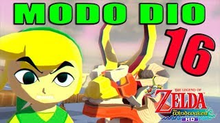MODO DIO - The Legend of Zelda The Wind Waker HD 16 Live