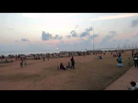 Galle Face Green, Colombo, Sri Lanka by Ampersand Travel