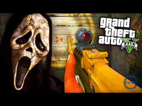 Gta 5 Funny Moments - scary Secret! - (grand Theft Auto V Ps4 Gameplay) video