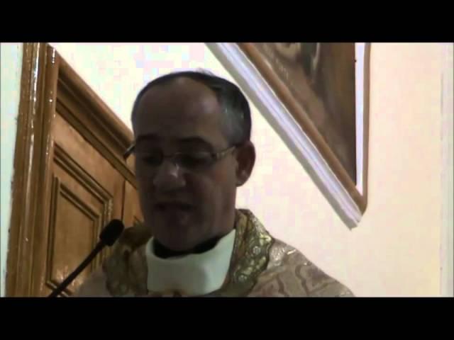 Filmato Omeli San Francescfo D'Assisi vigilia