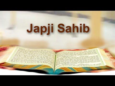 Japji Sahib (Gurbani Text, Hindi Text, Hindi Meanings, English Meanings) (Normal Version)
