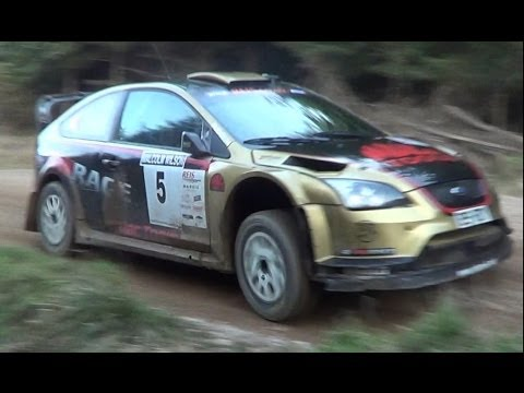 Video footage from the 2014 Malcolm Wilson Rally from stages: Wythop 1 & 2, Greystoke 1 & 2 and Grizedale South. The overall winner was Paul Bird in his '07 ...