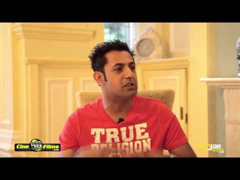 Punjab2000.com  Gippy Grewal interview Part 1 +  Carry on Jatta - Official Trailer