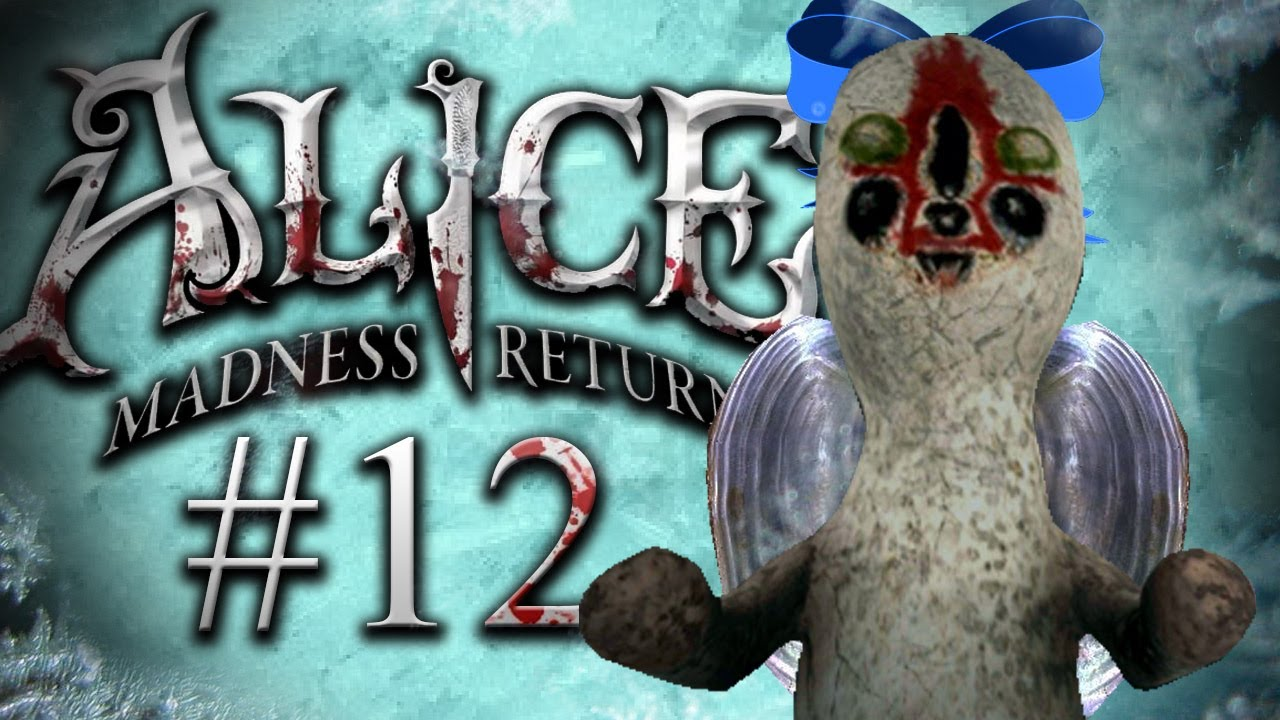 Pewdiepie plays Alice: The Madness Returns - Part 12