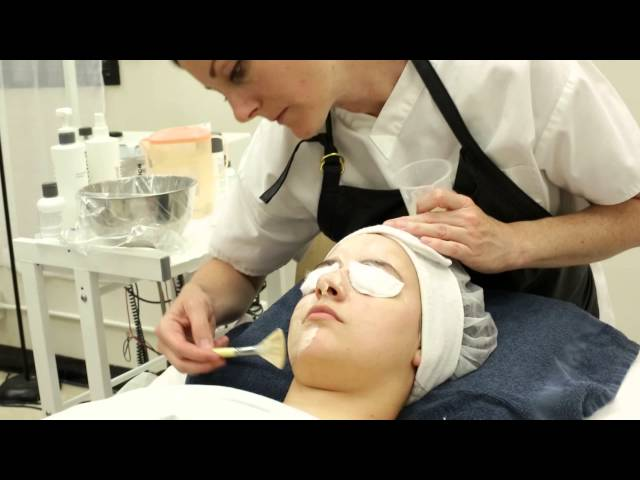 Golden West College Skin Care Salon