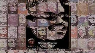 Watch Stevie Wonder Cold Chill video