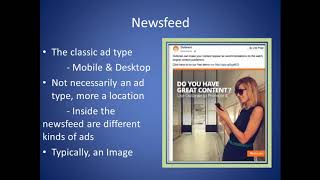 04 Ad Formats on Facebook Ads