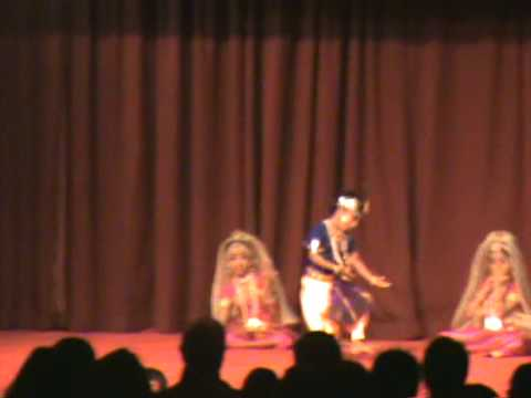 Nrithamadu Krishna video