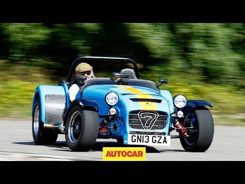 Caterham 620R slays Volkswagen Golf GTI - Caterham's fastest ever road car tested