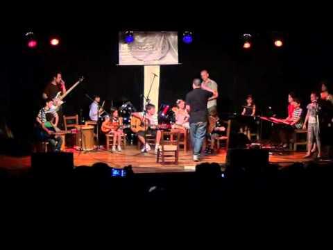 ARTE VIVO ESCUELA-Banda