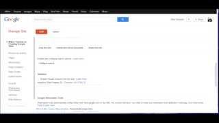 Managing Your Google Site Sites Tutorial 5 Of 5 VideoMp4Mp3.Com