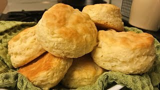EZ Buttermilk Biscuits