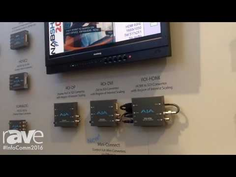InfoComm 2016: AJS Video Systems Explains Mini-Connect