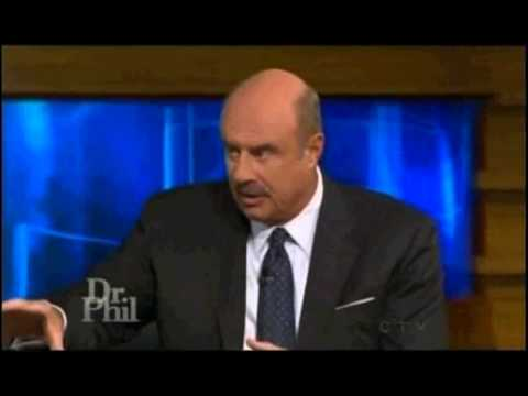 Dr Phil proves he is clueless in the Trayvon Martin George Zimmerman case show pt 1