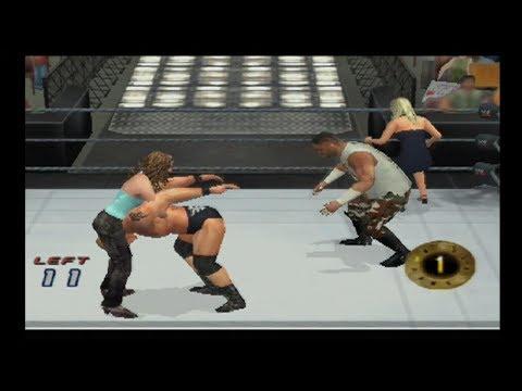 Stephanie McMahon (Royal Rumble) - WWE Smackdown SYM (PS2) thumbnail
