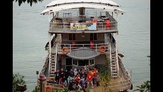 Vlog #5 Arowana Houseboat Tasik Kenyir Terengganu