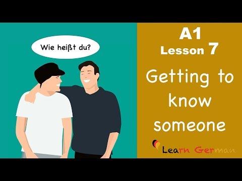 Infos 1a kennenlernen