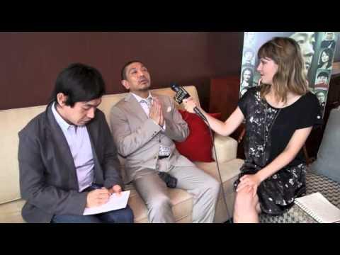 KATIE CHATS: Tiff, HITOSHI MATSUMOTO, DIRECTOR, R100
