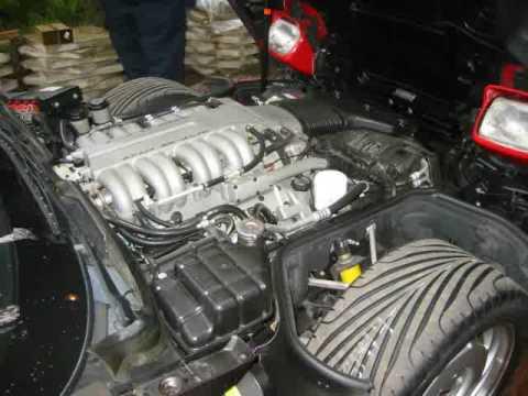 Corvette C4 Montage