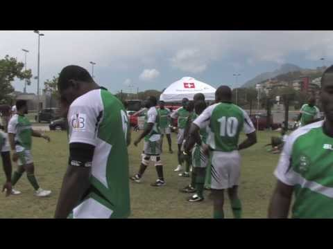 Nigeria Rugby: Cowrie Rugby Football Club of Lagos at the 2014 Cape Town 10's Tournament