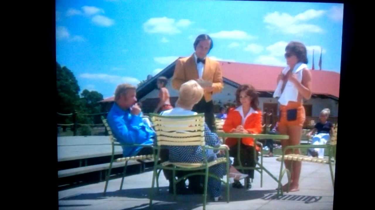 Johnny Bench On Kings Island Episode Of The Partridge