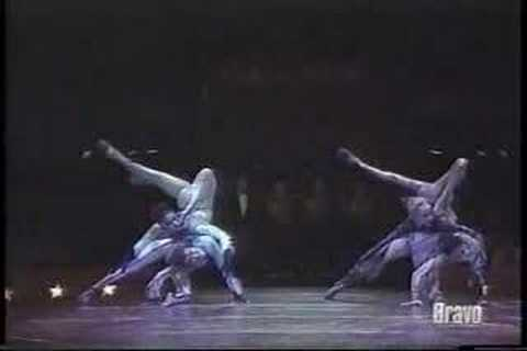 Saltimbanco Group Contortion RARE