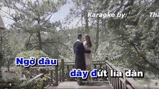 Karaoke Áo Em Chưa Mặc Một Lần - Sáng tác Hoài Linh