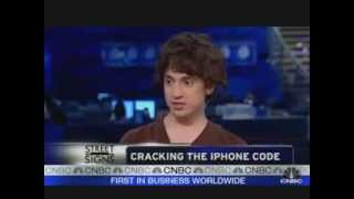 Unlocking iPhone.Interview with 17 Year iPhone Hacker - Geohot.Sony and Apple at a loss