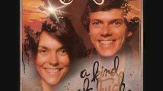 Watch Carpenters Theres A Kind Of Hush video