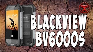 Blackview BV6000. Ни утопить - ни разбить! / Арстайл /