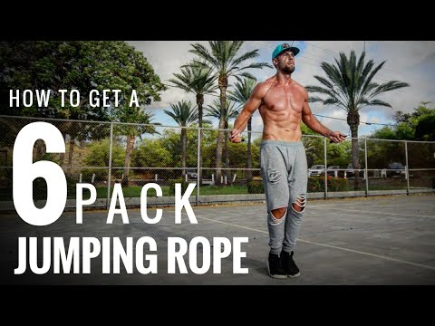 Download Lagu How To Get Six Pack Abs Jumping Rope MP3 Free