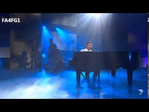 Guy Sebastian: Get Along - The X Factor Australia 2012 - Grand Final. video