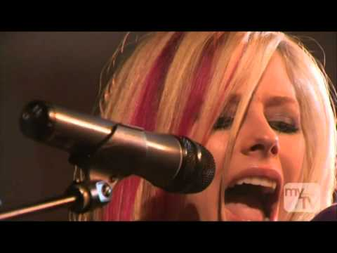 Avril Lavigne - Keep Holding On [live In Roxy Theatre-acoustic] video